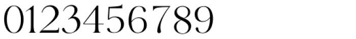 Bon Vivant Family Serif Regular Font OTHER CHARS
