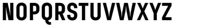 Bond 4F Bold Font UPPERCASE