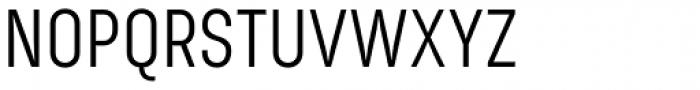 Bond 4F Light Font UPPERCASE