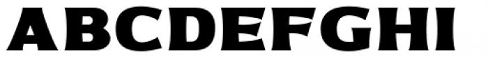 Bonega Bold Font UPPERCASE