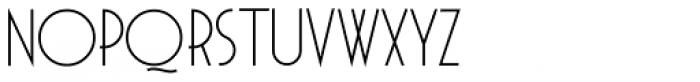 Bones Font UPPERCASE