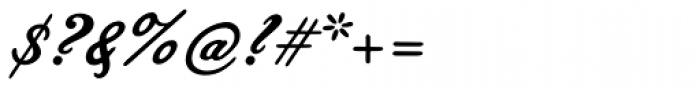 Bonnycastle Font OTHER CHARS