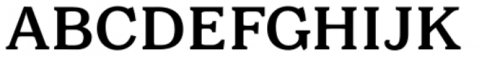 Bonobo SemiBold Font UPPERCASE