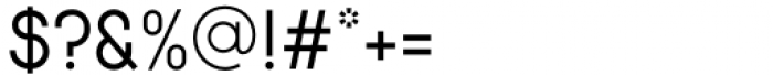 Bonyad Medium Font OTHER CHARS