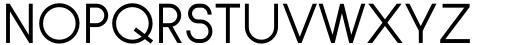Bonyad Medium Font UPPERCASE