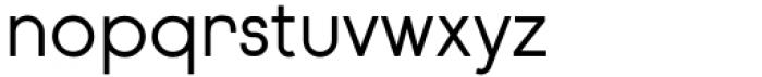 Bonyad Medium Font LOWERCASE