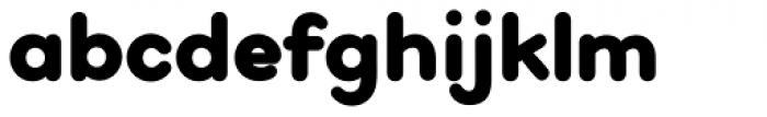Bookbag Display Font LOWERCASE