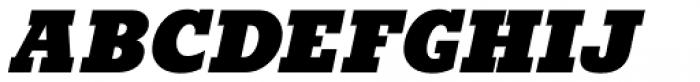 Bookkeeping Oblique JNL Font UPPERCASE