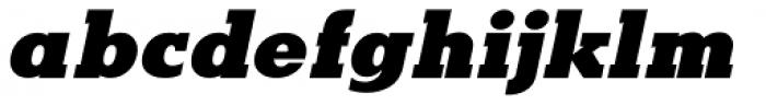 Bookkeeping Oblique JNL Font LOWERCASE