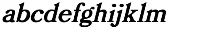 Bookman JF Pro Italic Font LOWERCASE