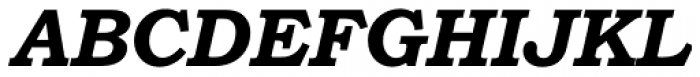 Bookman Old Style Pro Cyrillic Bold Italic Font UPPERCASE