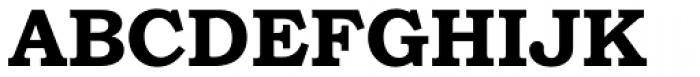 Bookman Old Style Pro Cyrillic Bold Font UPPERCASE
