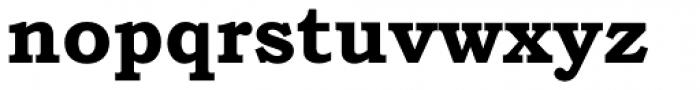 Bookman Old Style Pro Cyrillic Bold Font LOWERCASE