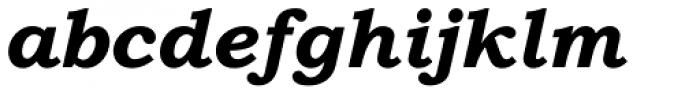 Bookman Old Style Pro Greek Bold Italic Font LOWERCASE