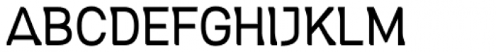 Boos Cond Light Font UPPERCASE