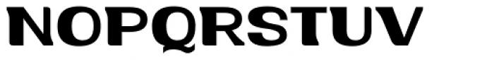 Boos Mod Medium Font UPPERCASE