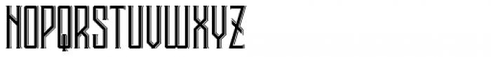 Bootleggers Regular Font UPPERCASE
