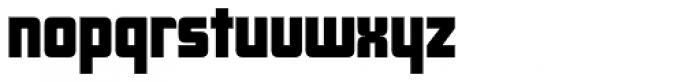 Boppa Delux Font LOWERCASE