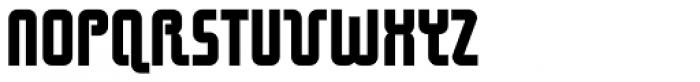 Boqueta Bold Font LOWERCASE