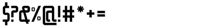 Boqueta Font OTHER CHARS