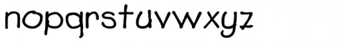Boracho Bold Font LOWERCASE