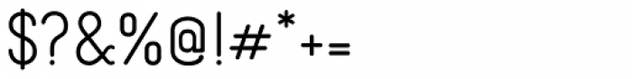 Borba DemiBold Font OTHER CHARS