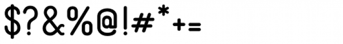 Borba Heavy Font OTHER CHARS