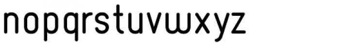 Borba Heavy Font LOWERCASE