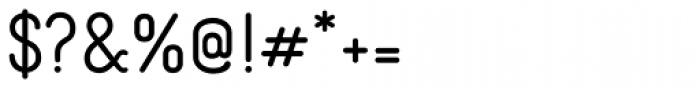 Borba Sans Bold Font OTHER CHARS