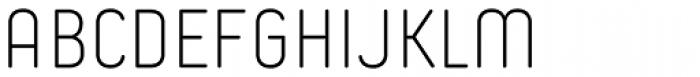 Borba Sans Medium Font UPPERCASE