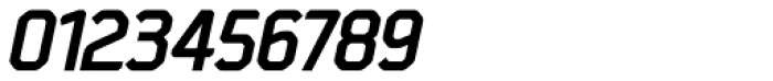 Borda Bold Italic Font OTHER CHARS