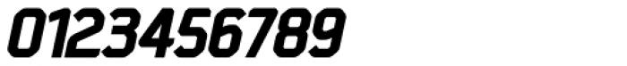 Borda ExtraBold Italic Font OTHER CHARS