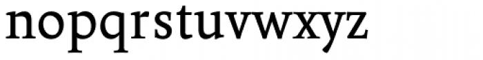 Borges Gris Font LOWERCASE