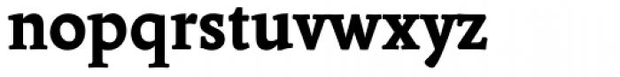 Borges SuperNegra Font LOWERCASE