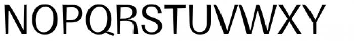 Boring Sans B Regular Font UPPERCASE