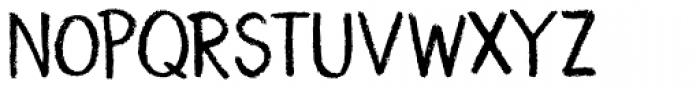 Borrowdale Font UPPERCASE
