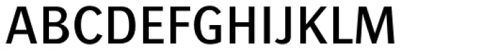 Bosis Std Medium Font UPPERCASE