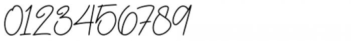 Boss Signature Regular Font OTHER CHARS