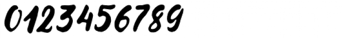 Botanica Sans Oblique Font OTHER CHARS