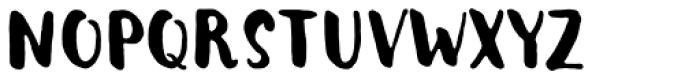 Botanica Sans Font UPPERCASE