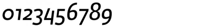Botanika Std Medium Italic Font OTHER CHARS