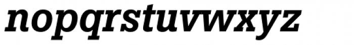Boton Medium Italic Font LOWERCASE