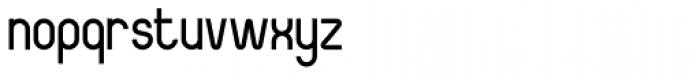 Boulas Bold Font LOWERCASE