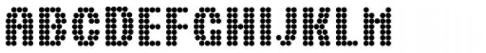 Boules Sans Font UPPERCASE
