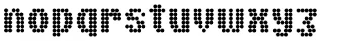 Boules Sans Font LOWERCASE