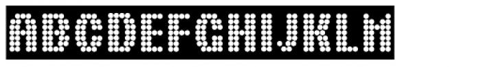 Boules Font UPPERCASE