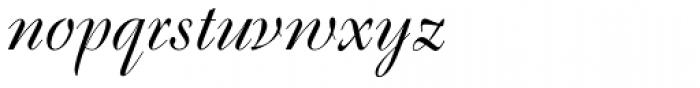 Boulevard Pro Font LOWERCASE