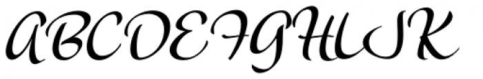 Boundless Bold Pro Font UPPERCASE