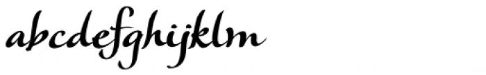 Boundless Bold Pro Font LOWERCASE