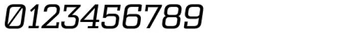 Bourgeois Slab Medium Italic Font OTHER CHARS
